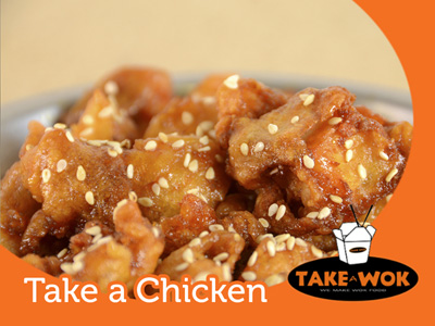 Take a Chicken